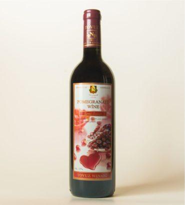 Гранатовое вино «Товуз»
