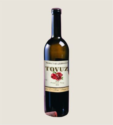Гранатовое безалкогольное вино «Товуз»