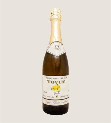 Айва безалкогольное игристое вино «Товуз»